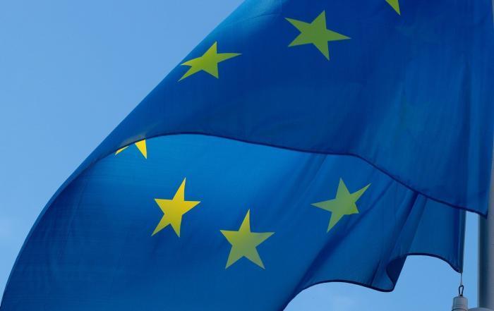 Flagge Europa Europäische Union