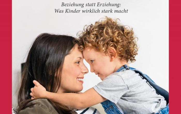 """""""Du bist ok, so wie du bist - Beziehung statt Erziehung – was Kinder wirklich stark macht"""" von Katharina Saalfrank, GU-Verlag"""