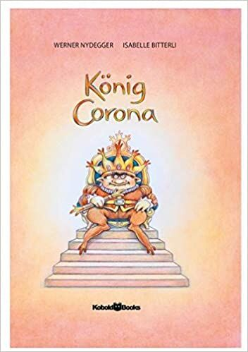 "Kinderbuch ""König Corona"" ©Kobold-Books"