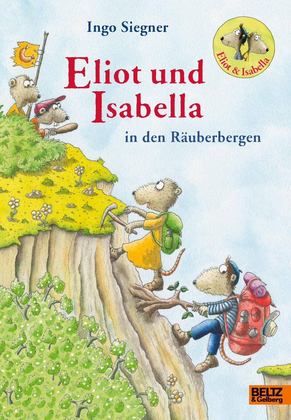 """Cover """"Eliot und Isabella"""" © Beltz & Gelberg"""