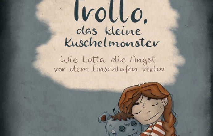 """Gewinnspiel Kinderbuch: """"Trollo, das kleine Kuschelmonster"""" ©Heike Rau und Barbara Schweitzer"""