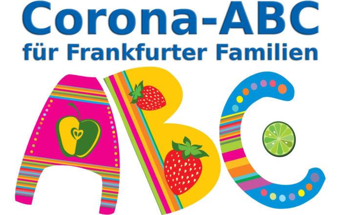 Corona-ABC für Familien © Frankfurter Bündnis für Familien