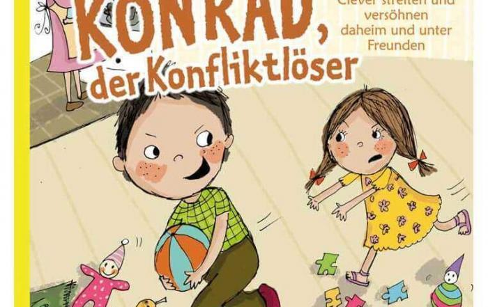 """Konrad, der Konfliktlöser"""